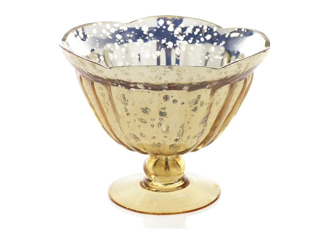 Carraway Glass Compote