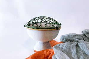 Julian Ceramic Compote