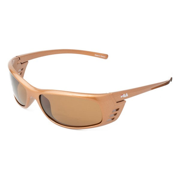 Unisex Sunglasses Fila SF004-62C3 Brown (Ø 62 mm)