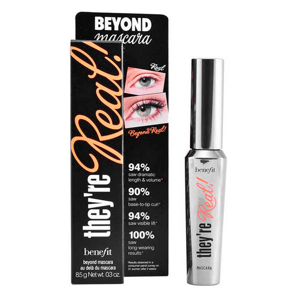 Volume Effect Mascara They're Real! Benefit (8,5 g)