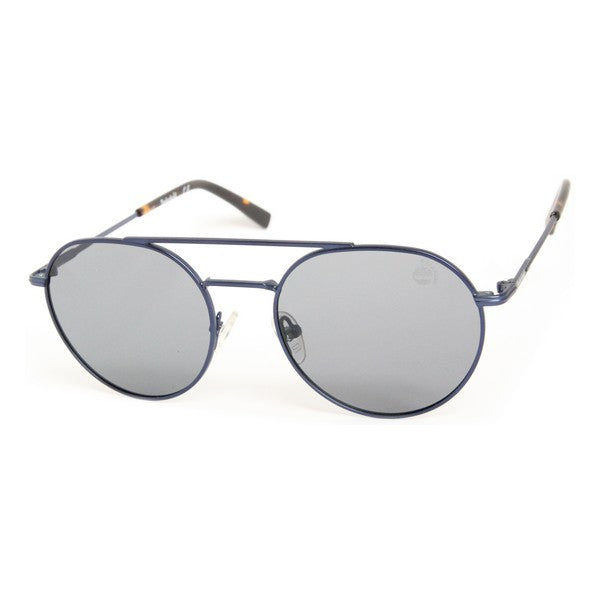 Unisex Sunglasses Timberland TB9123-5291D Blue (52 Mm)