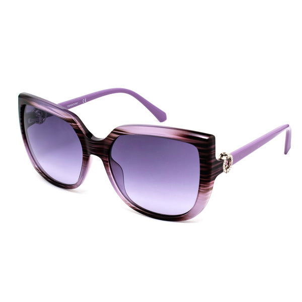 Ladies' Sunglasses Swarovski SK0166-56837 (ø 56 mm)