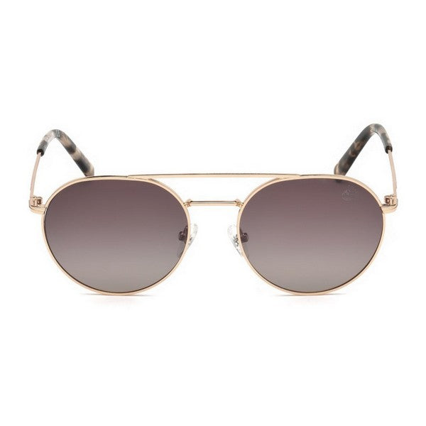 Unisex Sunglasses Timberland TB9158-5428H Golden (54 Mm)