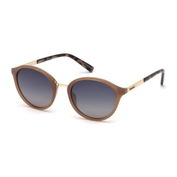Ladies' Sunglasses Timberland TB9157-5257D Brown (52 Mm)
