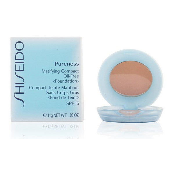 Powder Make-up Base Pureness Shiseido