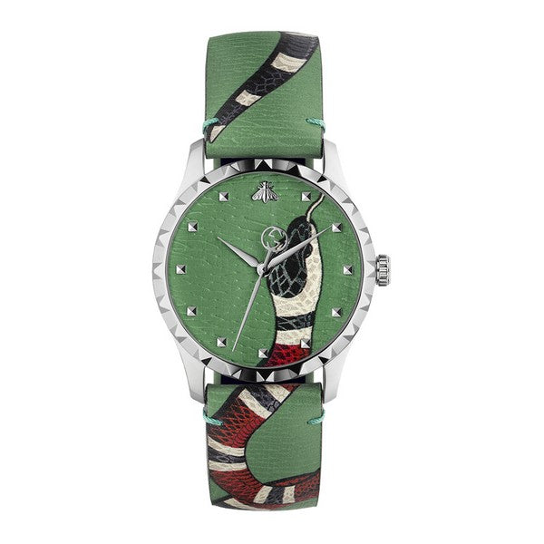 Unisex Watch Gucci YA1264081 (38 mm)