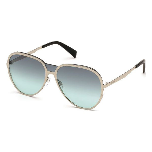 Unisex Sunglasses Just Cavalli Green Silver