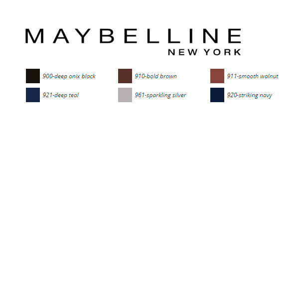 Eyeliner Tattoo Maybelline (1,3 g)