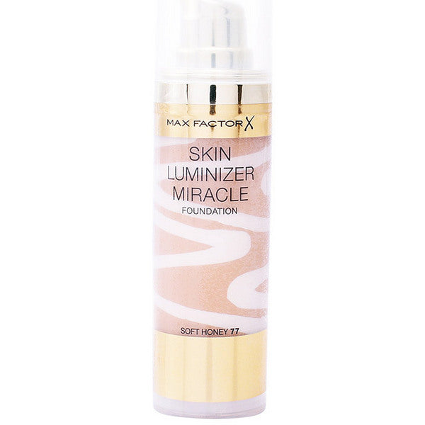 Fluid Make-up Miracle Skin Luminizer Max Factor