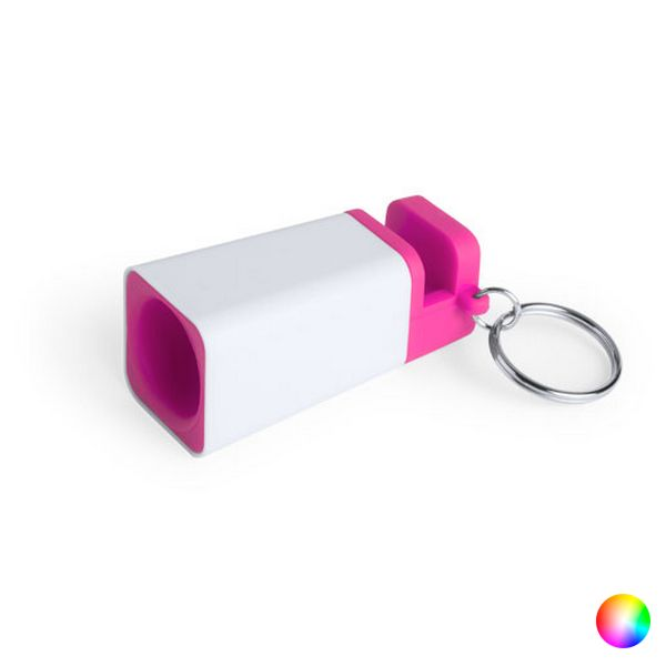 Keyring with Speaker and Stand 144636