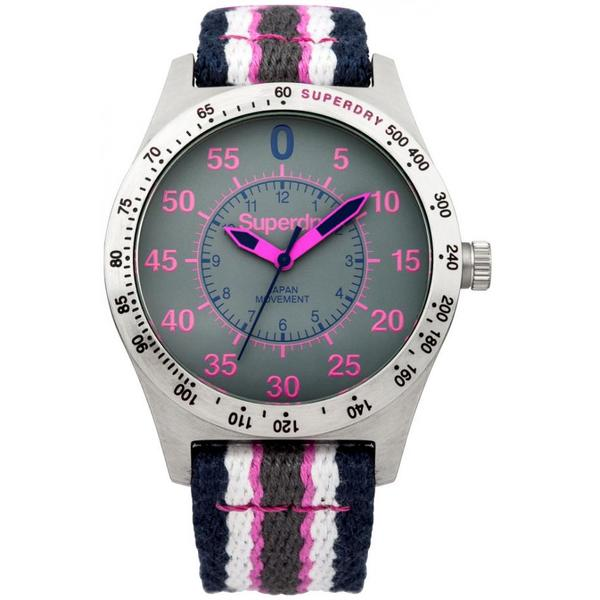 Ladies' Watch Superdry SYL132PU (Ø 39 mm)