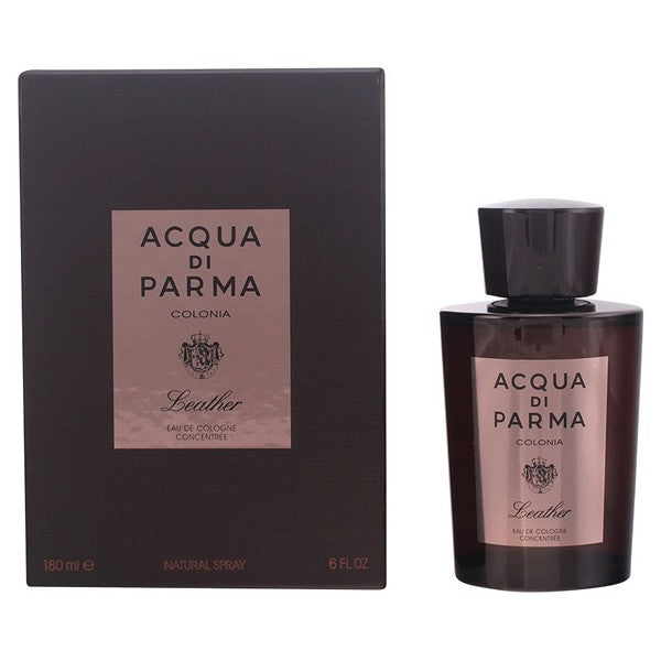 Men's Perfume Leather Acqua Di Parma EDC concentrée