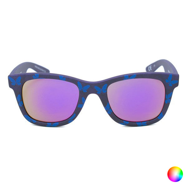 Ladies' Sunglasses Italia Independent 0090T-FLW (ø 50 mm)