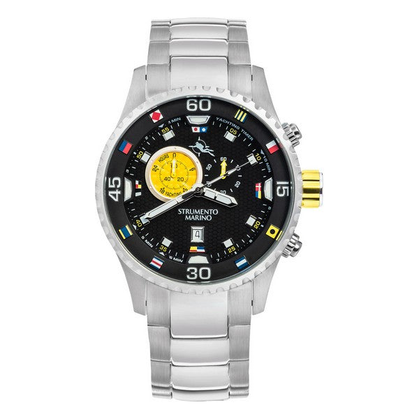 Men's Watch Strumento Marino SM133MB-SS-NR-GL (ø 47 mm)