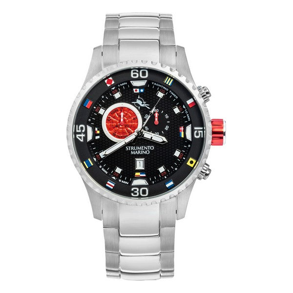 Men's Watch Strumento Marino SM133MB-SS-NR-RS (ø 47 mm)