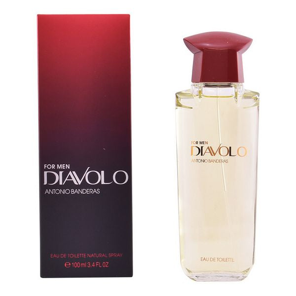 Men's Perfume Diavolo Antonio Banderas EDT (100 ml)