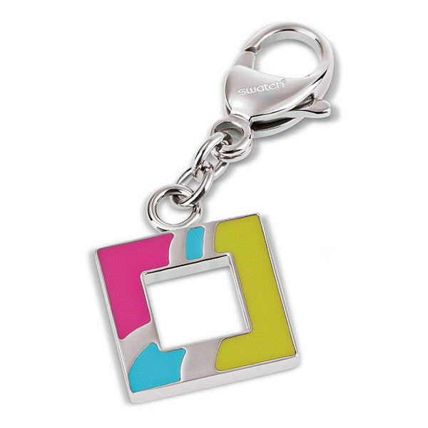 Ladies' Pendant Swatch JMD007-U-V (3,5 cm)