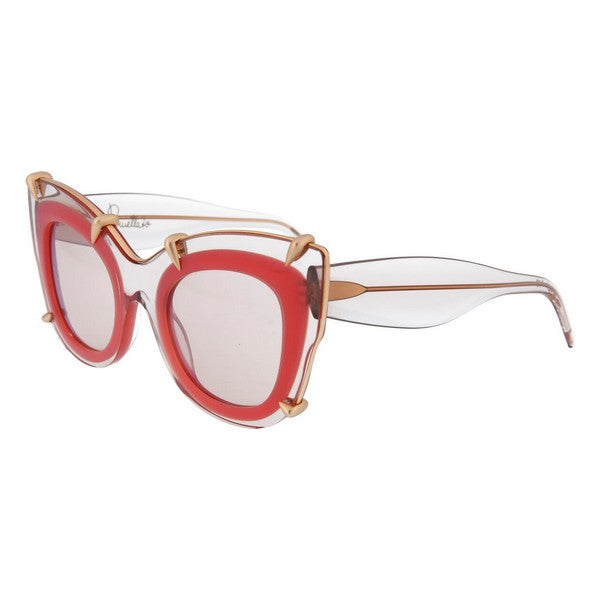 Ladies' Sunglasses Pomellato PM0003S-005 (Ø 48 mm) (Pink)