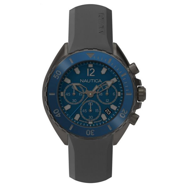 Men's Watch Nautica (47 mm) (ø 47 mm)