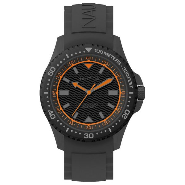 Men's Watch Nautica NAPMAU008 (44 mm)