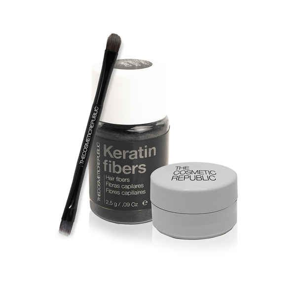 Eyebrow Treatment Natural Brows Keratin Fibers The Cosmetic Republic Grey