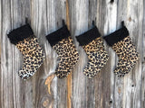Leopard Stocking - The Hidden Trunk