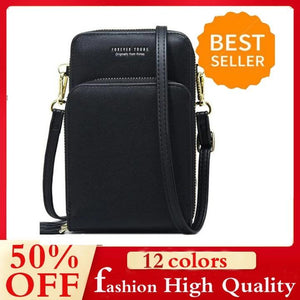 Premium Fashion Leather Crossbody Shoulder Bag