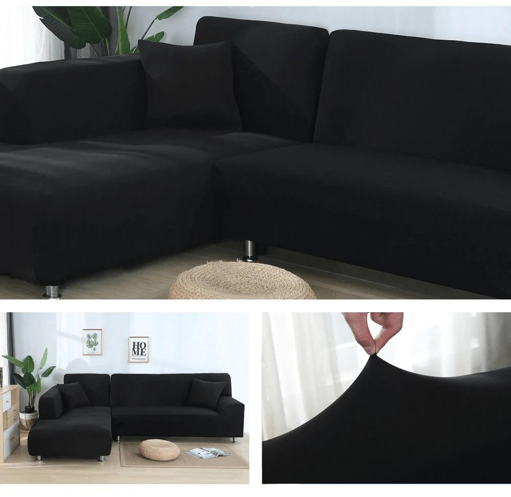 Creative Home ™ Stretch Elastic Anti-Slip Spandex Universal Sofa Cover