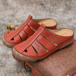 4EZ™ - Comfortable Stitching Backless Sandals ( 2020 Collection)