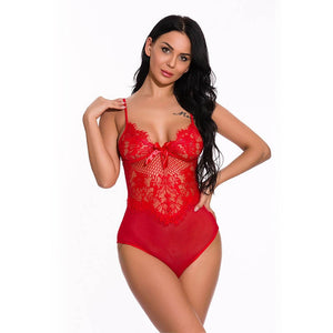 Women's Sexy and Luxurious Bodysuit Lingerie