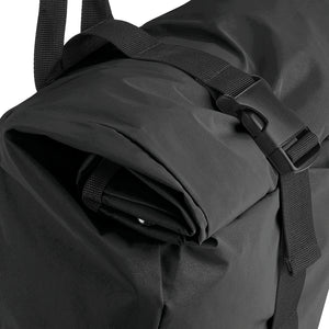 Reflective Roll-Top Rucksack