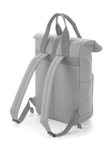 Laden Sie das Bild in den Galerie-Viewer, Twin Handle Roll-Top Backpack