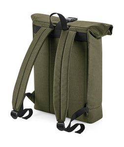Recycled Roll-Top Rucksack