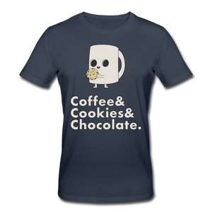 Coffee&Cookies&Chocolate - Navy