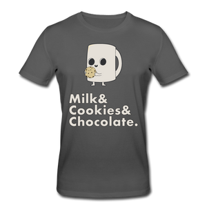 Milk&Cookies&Chocolate - Anthrazit