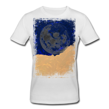 Laden Sie das Bild in den Galerie-Viewer, Abstract THE MOON Shirt M - Weiß