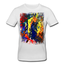 Laden Sie das Bild in den Galerie-Viewer, Abstract I Shirt M - Weiß