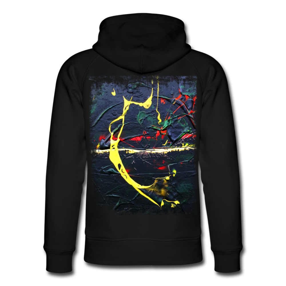 Abstract THE BOW Hoodie - Schwarz