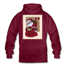 Laden Sie das Bild in den Galerie-Viewer, Unisex Hoodie - Bordeaux
