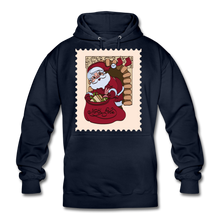 Laden Sie das Bild in den Galerie-Viewer, Unisex Hoodie - Navy