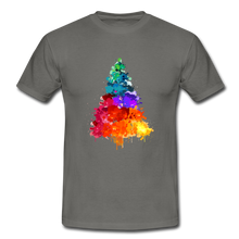 "Laden Sie das Bild in den Galerie-Viewer, T-Shirt ""Tannenbaum"" - Graphite"