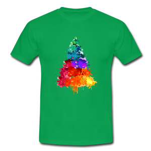 "T-Shirt ""Tannenbaum"" - Kelly Green"