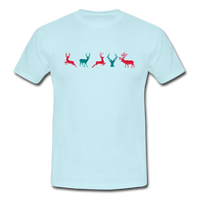 "Laden Sie das Bild in den Galerie-Viewer, T-Shirt ""Deer"" - Sky"