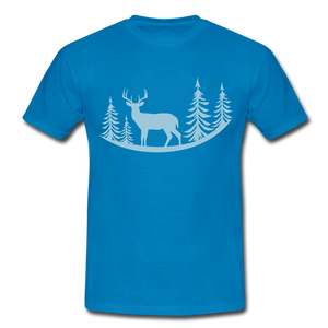 Men's T-Shirt - Royalblau