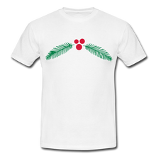 "Laden Sie das Bild in den Galerie-Viewer, T-Shirt ""Christmas"" - Weiß"