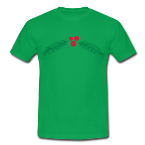 "T-Shirt ""Christmas"" - Kelly Green"