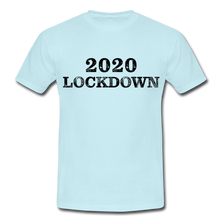 "Laden Sie das Bild in den Galerie-Viewer, T-Shirt ""Lockdown"" - Sky"