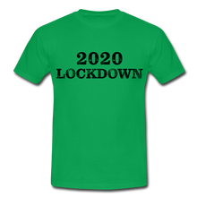 "Laden Sie das Bild in den Galerie-Viewer, T-Shirt ""Lockdown"" - Kelly Green"