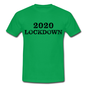 "T-Shirt ""Lockdown"" - Kelly Green"