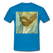 "Laden Sie das Bild in den Galerie-Viewer, T-Shirt ""van G."" - Royalblau"